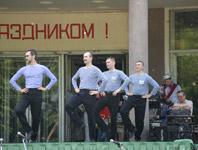 """Ансамбль народного танца """"Зиловец""""."""